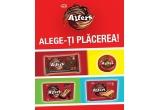 10 x Bax napolitane Alfers cacao glazurate cu ciocolata cu lapte, 10 x Bax napolitane Alfers cocos glazurate cu ciocolata