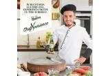 9 x cufar cu echipament ales de Chef Foa pentru bucataria ta: robot de bucatarie + set cuțite + set oale + tigai + mașina de tocat și multe altele, 5 x cutit al bucatarului semnat de catre Chef Foa