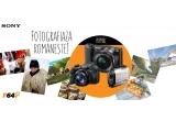 1 x aparat foto Mirrorless Sony Alpha A5100, 1 x camera video sport Sony Action Cam FDR-X1000V-4K, 1 x aparat foto tip bridge Sony HX300
