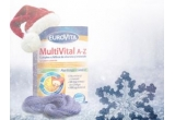 5 x set Eurovita MultiVital A-Z si Eurovita Vitamina C 500