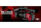 1 x camera video Panasonic AG-DVX200EJ 4K