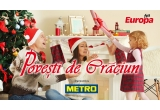 3 x 100 de euro - bani de cumparaturi de la METRO