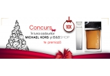 5 x parfum Michael Kors Luminous Gold pentru femei, 5 x parfum Michael Kors Signature pentru barbati