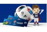 1 x 2 bilete la un meci UEFA Euro 2016 + set Hyundai Premium