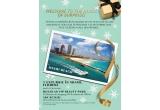 1 x excursie pentru 2 persoane la Miami, 3 x sesiune shopping VIP in valoare de 700 lei, 10 x set de parfumerie  de lux sau machiaj