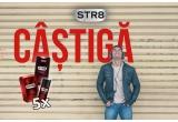 5 x set STR8 Red Code