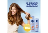 10 x seturi NIVEA Repair & Targeted Care, 5 x set NIVEA Apa Micelara, 5 x NIVEA Lip Care Essential, 5 x set de ingrijire NIVEA, 1 x set NIVEA Essentials + NIVEA ANTI-RID, 5 x NIVEA Essentials + NIVEA Q10 Plus Antirid, 20 x set de ingrijire NIVEA Deo Protect & Care