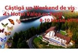 1 x weekend de 8 Martie la Valea cu Pesti