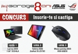 "1 x Notebook / Laptop ASUS 15.6"" X554LA, 1 x Tableta ASUS ZenPad 7.0 Z370C, 1 x Mouse gaming ASUS ROG GX850"