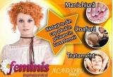 1 x voucher constand in procedee de infrumusetare - tratament de par Hi Repair cu system level botox/ un tratament facial marca Anubis sau o manichiura spa cu parafina