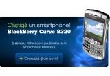 un blackberry Curve 8320<br type=&quot;_moz&quot; />