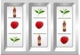 56 de baxuri de Lipton Ice Tea Raspberry, 8 vouchere la cafeneaua Green Tea sau 2 iPod Shuffle de 4 GB<br />