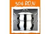un sistem de gatit la abur in valoare de 304 RON<br />