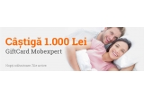 1 x voucher Mobexpert in valoare de 1.000 de lei