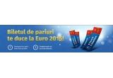 10 x vacanta la Paris + bilet dublu la meciul Romania - Franta