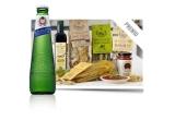 3 x cos cu produse gourmet cu specific italian oferite de I Regali di Francesca + Six pack Peroni 0.33 l