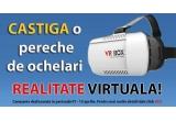 1 x pereche de ochelari realitate virtuala VR BOX 1