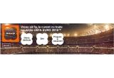 4 x 2 bilete la meciul de deschidere UEFA EURO 2016™ + city break la Paris, 6 x 2 bilete la meciul de finala UEFA EURO 2016™ desfasurat la Paris + city break la Paris