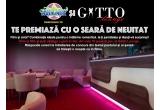 10 x cina in doi la Gatto Lounge