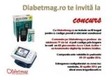 1 x Kit glucometru Accu Chek Active + tensiometru digital tip bratara Sanitas
