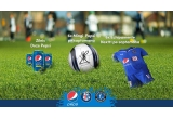 1.680.000 x doza Pepsi de 0.33 l, 4 x bilet dublu la Finala UEFA Champions League 2016, 4 x Home Projected HD, 472 x minge de fotbal