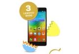 3 x smartphone Lenovo A6000 4G