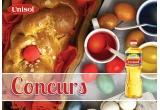 1 x mașina de paine Moulinex, 10 x cos cu 3 sticle de ulei Unisol 1L