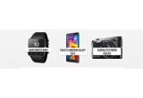 1 x tableta Samsung Galaxy Tab 4, 10 x smartwatch Sony, 1 x Camera foto Nikon