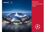 1 x 2 Bilete la finala UEFA Champions League de la Milano + transport + cazare + 300 euro bani de buzunar, 20 x Minge de fotbal Nissan - UEFA Champions League