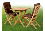 1 x set de mobilier Tropical (2 scaune + masuța)