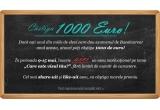 1 x 1.000 de euro