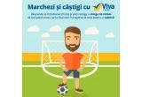 1 x tableta Asus ZenPad 8, 24 x minge de fotbal inscriptionata cu logo-ul Viva Credit