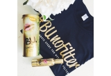 1 x tricou #bunofilter + Eau de toilette B.U. Golden Kiss