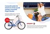 1 x bicicleta Pegas Strada