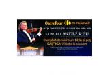 116 x invitație dubla la concertul lui André Rieu in Piata Constitutiei