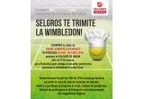 1 x voucher pentru 3 persoane la Wimbledon Ladies Final 2016