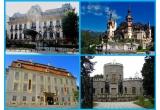 1 x curs despre Palatele si Castelele stiute si nestiute ale Romaniei