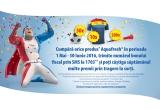 10 x echipament de sport, 50 x minge de fotbal - replica Euro 2016, 200 x vuvuzela + fluier