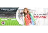 1 x vacanta de shopping la Milano/ Paris sau Viena + 500 euro, 3 x voucher DeClub de 300 de lei