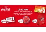 100 x voucher Penny de 500 lei, 500 x minge Coca Cola, 500 x rucsac Coca Cola