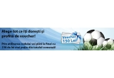 1 x tableta Lenovo Phab LTE, garantat: vouchere EuroGMS in valoare de 150 lei