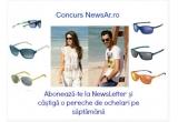 saptamanal: pereche de ochelari de firma