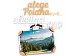 1 x voucher turistic de 1000 euro