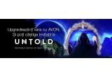 15 x invitatie dubla la Untold