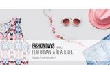 1 x 300 lei + voucher FashionDays de 300 ron, 1 x 250 lei + voucher FashionDays de 250 ron, 1 x 150 lei + voucher FashionDays de 150 ron