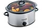 1 x aparat de gatit Slow cooker 3.5L Manual Chrome Crock-Pot, 1 x Masina de paste Ampia Cromo Marcato