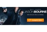 3 x invitatie dubla la filmul Jason Bourne