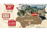 1 x vacanta de 7 nopti in Andaluzia cu demipensiune