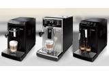 1 x espressor automat Saeco PicoBaristo, 1 x espressor automat Philips seria 4000, 1 x espressor automat Philips seria 3000