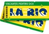 4 x vacanța de 7 zile la Rio pentru doua persoane